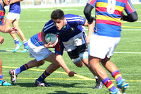St Pats 1st XV vs Tawa College 1st XV 11 April 2015