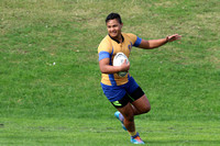 Rongotai College 1st XV vs Kapiti College 1st XV 18 April 2015