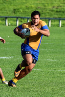 Rongotai College 1st XV vs Hutt Valley High School