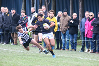 Wellington College vs Christs College