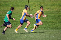 Paraparaumu 1st XV vs Rongotai College 2nd XV 25 July