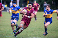 Alhambra Union vs Taieri Premiers - 12 May