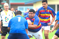 Tawa College vs St Bernards College 14 March 2015